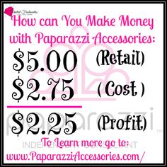 How much $$ do you need to pay that bill? Take that vacation? Pay off your student loan? It's possible with Paparazzi! I'd love to show you how! #Paparazzibydrea