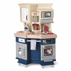 "Little Tikes Super Chef Kitchen - MGA - Toys ""R"" Us"
