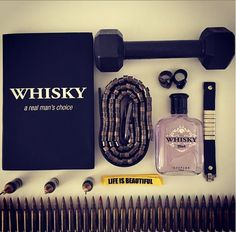 WHISKY: a real man's choice.  #cologne #smell #good #strong #life is #beautiful