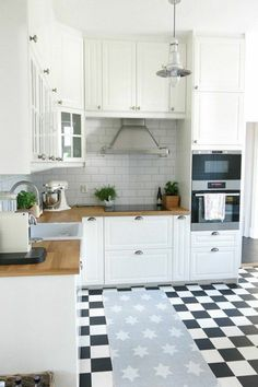 Metod Küchen von IKEA Metod kitchens from IKEA and what you can do with them Farmhouse Kitchen Decor, Home Decor Kitchen, Country Kitchen, New Kitchen, Interior Design Living Room, Home Kitchens, Ikea Kitchens, Ikea Interior, Kitchen Ideas