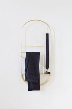 Foldwork | Exquisite Clothing Rack Design