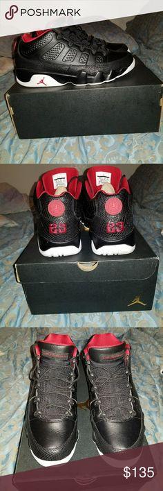 Retro Jordan 9 low Shoes Jordan Shoes Sneakers