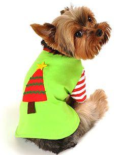 christmas tree shirt dog costume large dog sizes too puprwearcom dog - Large Dog Christmas Outfits