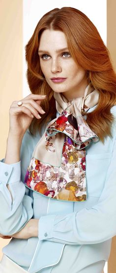 Scarves Fashion Trend