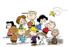 The Peanuts Gang!