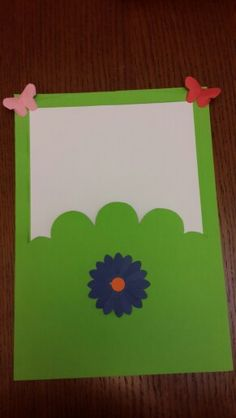 Learn How To Decorate Simple Folders Or Folders With These Incredible Ideas Happy Birthday Images, Happy Birthday Banners, Birthday Cards, Graduation Cards Handmade, Diy And Crafts, Crafts For Kids, Puppet Crafts, Preschool Crafts, Diy Cards