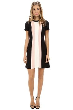 f2e9236968a Tahari by ASL Holly - B Dress featured on Glance by Zappos Colorblock Dress