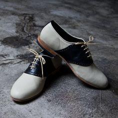 1950's vintage inspired saddle shoes FREE by goodbyefolk on Etsy. $210.00 USD, via Etsy.
