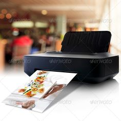 Buy Printer and picture with menu in a restaurant by Naypong on PhotoDune. Printer and picture with menu in a restaurant Wireless Printer, Usb Flash Drive, Menu, Restaurant, Stock Photos, Menu Board Design, Diner Restaurant, Restaurants, Dining