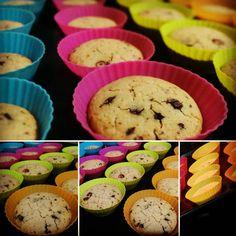 """""""#vegan #muffin con farina di riso. #nouova #noburro #nolatte #glutenfree"""