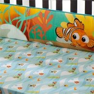If I would had know disney had a finding nemo baby bed that would HAD been my theme!!!