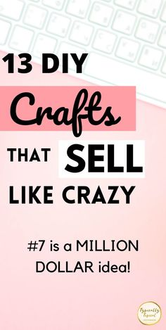 Money Making Crafts, Make Easy Money, Crafts To Make And Sell, Way To Make Money, How To Make, Things To Make, Etsy Business, Craft Business, Easy Business Ideas