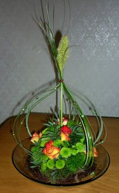 Deco Floral, Floral Design, Different Kinds Of Flowers, Corporate Flowers, Ikebana, Love Flowers, Plant Hanger, Flower Designs, Flower Art