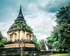 Rework 52-21 Thai Temple