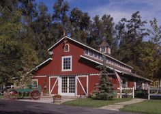 Country Meadow Ranch, a 45-acre estate in Somis, features a 3,000-square-foot barn-inspired main house