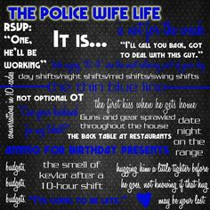 police officer prayer quotes | The Challenges of Being a LEO Family