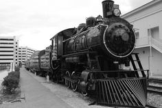 Old Train Station, Train Stations, Downtown Orlando, Orlando Florida, Steam Locomotive, Cool Pictures, Photos, Photographs, Orlando
