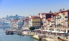 A city of style and charm: Porto, with the River Douro at its heart, has a curious Englishness to it, Portugal