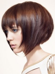 Medium Bob Hair Style - Medium Haircut Trends for Fine Hair Medium Hair Cuts, Medium Hair Styles, Short Hair Styles, Medium Bob Hairstyles, Cool Hairstyles, Hair Styles 2014, Trending Haircuts, Stylish Hair, Great Hair