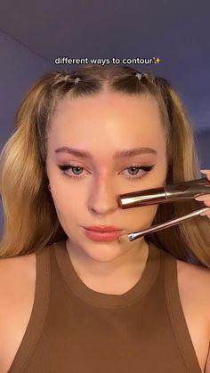 Edgy Makeup, Makeup Eye Looks, Grunge Makeup, Eye Makeup Art, Crazy Makeup, Contour Makeup, Skin Makeup, Pretty Makeup Looks, Simple Makeup Looks