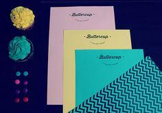 Buttercup - A Cupcake Shoppe on Behance