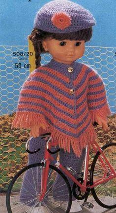 c633ac6c7d83b La malle Ô trésor de Sylvie 2 - Vêtements de poupées, layette ...