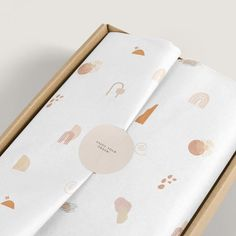 - Tissue paper design Wrapping paper Branded paper Tissue paper packaging Product packaging Digital p - Paper Packaging, Print Packaging, Packaging Ideas, Cute Packaging, Packaging Stickers, Product Packaging Design, Beauty Packaging, Product Branding, Simple Packaging