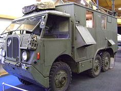 Saurer M6 radiowagen SE-404