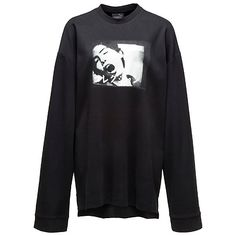 <p>A favorite from the FENTY PUMA by Rihanna collection, this long sleeve T-shirt is made in double-faced jersey with a traditional crew neck design. It features artwork by Nomura Hitoshi and the collection's lucky number 13. </p>