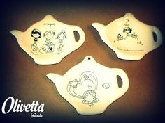 Porta Saquitos de Té Varios Snoopy, Fictional Characters, Original Gifts, Sacks