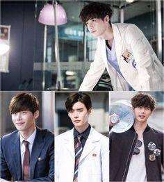 'Doctor Stranger' unveils still cuts of Lee Jong Suk's four different looks | allkpop.com