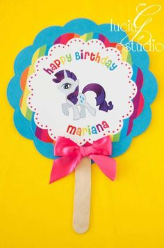 My Little Pony Birthday Party Ideas | Photo 4 of 10 | Catch My Party