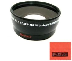52mm Wide Angle Lens For Nikon D90, D3000, D3100, D3200, D5000, D5100, D5200, D5300, D7000, D300, D300s, D600, D610, D700, D800, D800e Digital SLR Cameras Which Has Any Of These Nikon Lenses (18-55mm, 55-200mm, 50mm f1.8) + Cleaning Cloth, http://www.amazon.com/dp/B00A03I5YU/ref=cm_sw_r_pi_awdm_vZlYsb1XBDE25