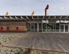 """Gallery - """"Le Creste"""" Cultural Centre / AREA PROGETTI + UNA2 + Andrea Michelini + Laura Ceccarelli - 1"""