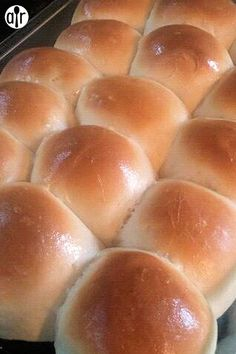 "School Lunchroom Cafeteria Rolls | ""These rolls are JUST like the ones the cafeteria ladies make in the school lunch rooms!"""