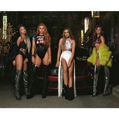 Find images and videos about little mix, perrie edwards and jesy nelson on We Heart It - the app to get lost in what you love. Little Mix Outfits, Little Mix Style, Little Mix Girls, Cute Outfits, Little Mix Fashion, Fall Outfits, Jesy Nelson, Perrie Edwards, Musica Little Mix