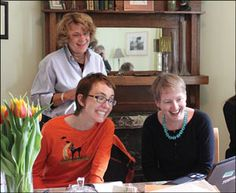 Meet the SLP team that is coordinating Gabby Giffords' in-home aphasia treatment