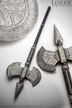 Jackiline or Jack's weapons