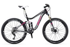 Giant Trance X1 women's edition.  Very cool.