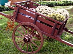 Di Yard House: CARRIAGES IN THE GARDEN? ...?