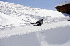 Skiiing the Pipe, SnowSkool in Three Valleys, France - Week 8 via Flickr.