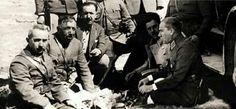 Büyük Taarruz emrini vermeden altı gün öncesi.   Akşehir, Konya, 20 Ağustos 1922