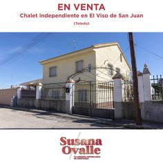 En El Viso de San Juan, con una parcela de 516 m2, piscina, barbacoa, huerto y cocina exterior con almacenaje. ¡Ven a verlo! ☎️ 662 038 621