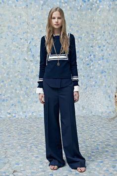 Sfilata Chloé New York - Pre-collezioni Primavera Estate 2014 - Vogue