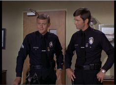 Pete & Jim Martin Milner, 1980s Tv, Adam 12, Los Angeles Police Department, Favorite Tv Shows, My Favorite Things, Handsome Actors, Old Tv Shows, Picture Collection