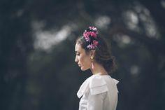 Tocas y pamelas invitadas Wedding Bells, Fashion Beauty, Beauty Style, Wedding Planner, Groom, Women Wear, Ruffle Blouse, Bride, Wedding Dresses