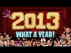 """JibJab 2013 Year in Review: """"What A Year!"""" - YouTube"""