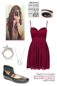 """""""Junior Assembly"""" by hannahc1133 ❤ liked on Polyvore featuring Chupi, American Rag Cie, Elise Ryan, Xuella Arnold Jewellery, women's clothing, women, female, woman, misses and juniors"""