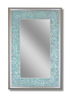 Coastal Ivy Mirror (1203)