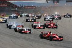 FORMULA 1. IT WAS MORE EXCITING WITH JUAN PABLO MONTOYA.